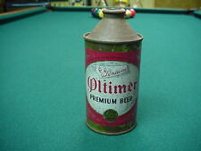 Oltimers Cone Top Beer Can