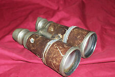 Antique Civil War Binoculars Chevalier Day & Night Paris WWI Army Navy Military