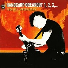 V/A-HARDCORE BREAKOUT 1,2,3 CD NEW