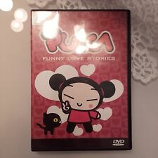 PUCCA FUNNY LOVE STORIES - DVD