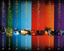 Harry Potter Box Set: The Complete Collection Children's by J. K. Rowling (Paper