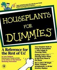 Houseplants for Dummies by National Gardening Association Staff and Hodgson