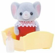 Epoch 3559 Sylvanian families - Trunk elephant baby