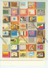 """PAUL GIOVANOPOULOS-TELEVISION-1987(MXM-20*) 4""""X6"""" POSTCARD"""