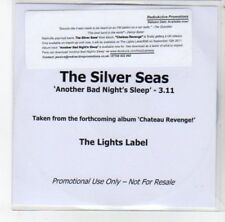 (DK50) The Silver Seas, Another Bad Night's Sleep - DJ CD