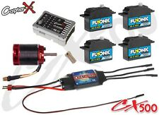 CopterX CX500EPP-FBL-V3 500 Flybarless Electronic Parts Package V3 Align Trex