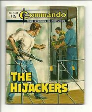 COMMANDO # 1444 (The Hijackers)
