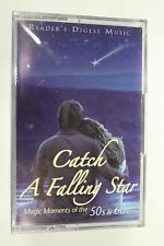Catch A Falling Star:Magic Moments of the 50s & 60s (4 CD(Audio Cassette Sealed)