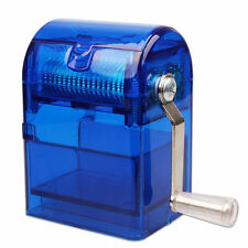Muller Shredder Smoking Grinder Case Hand Crank Crusher Tobacco Cutter Hand Hot