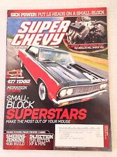 Super Chevy Magazine Small Block 427 Yenko & Morrison March 2009 030417NONRH