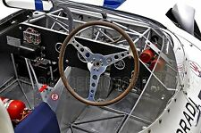 1960 Maserati T61 Birdcage Sports Car Vintage Classic GT Race Car Photo CA-0576