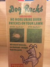 DOGROCKS NATURAL AUSTRIALIAN ROCKS TO PUT IN DOGS WATERBOWL TO HELP URINE STAINS