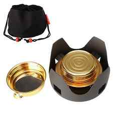 Mini Spirit Burner Alcohol Stove Furnace Outdoor Backpacking Hiking BBQ