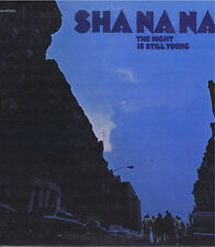 """SHA NA NA """"The Night is Still Young"""" Vinyl 33 LP Rock Music Album EX Stereo 1972"""