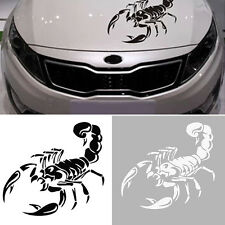 New Fashion 3D Scorpion Car Sticker Car Styling Vinyl Decals for Car Truck Decor