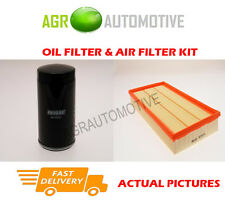 PETROL SERVICE KIT OIL AIR FILTER FOR VOLKSWAGEN GOLF 1.8 125 BHP 1999-00