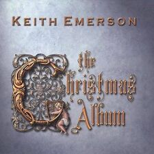 KEITH EMERSON The Christmas Album CD 1999 ELP RARE PROMO OOP MINT!