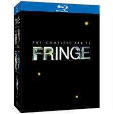 Fringe: Complete TV Series Seasons 1 2 3 4 5 BluRay Boxed Set Collection NEW!