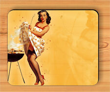 AMERICAN PIN-UP BBQ SEXY MOUSE PAD -lgb7Z