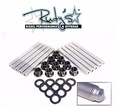 A1 Technologies Head Stud Kit For 2008-2010 Ford 6.4L Powerstroke Diesel