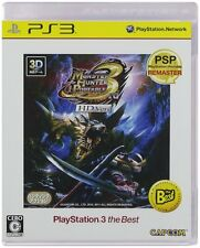 NEW Monster Hunter Portable 3rd HD Ver. (Playstation3 the Best) [Japan Import]