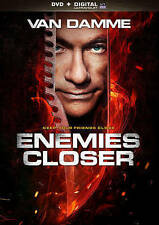 ENEMIES CLOSER - Action DVD