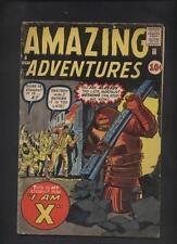 AMAZING ADVENTURES 4 Atlas marvel Timely Horror comic Kirby cvr story Ditko art