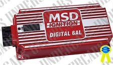MSD 6425 Digital 6AL Multiple Spark Discharge Ignition Box - With Rev Limiter
