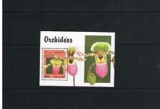 Laos: 1997, Orchids( 2nd series) Miniature Sheet, fine MNH.