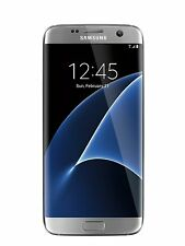 "Samsung Galaxy S7 Edge double sim G935FD 4G 32GB 5.5"" factory unlocked silver"