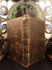 1638 1ed Religion Protestants Chillingworth Puritan Oxford Sola Scriptura BIBLE
