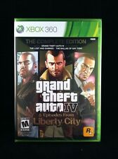 Grand Theft Auto IV 4 (GTA 4 The Complete Edition)  (Xbox 360) BRAND NEW