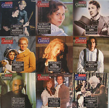 TALKING CLASSICS ~ COMPLETE SET OF ALL 75 TITLES ~ ON CD & MP3 WITH MAGAZINES