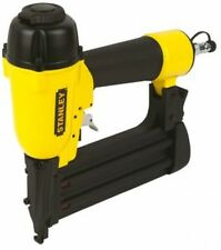 STANLEY 15 - 50mm Aria Brad Nailer Heavy Duty Elettrica Sparachiodi kit Custodia