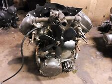 1981 Honda GL500 Sliverwing HM672. Engine motor good compression