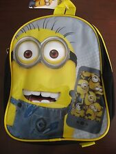 MINIONS KIDS BACK PACK NEW WITH TAGS