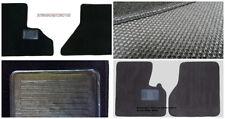 Kenworth T680 W/AUTOTrans  -2PC Black- Fit Carpet Floor Mats 2013 & Up