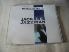 DAVID DEXTER. D - JACK LE JAZZMAN - 1993 CD SINGLE