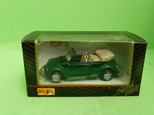 MAISTO BEETLE CABRIOLET   VW VOLKSWAGEN  KAFER    RARE SELTEN IN GOOD CONDITION