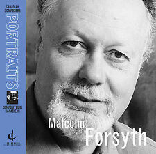 Canadian Brass;  National A...-Malcolm Forsyth Portrait CD NEW