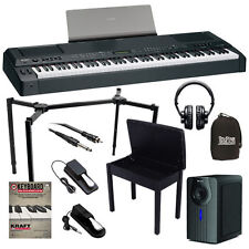 Yamaha CP300 Stage Piano COMPLETE HOME BUNDLE