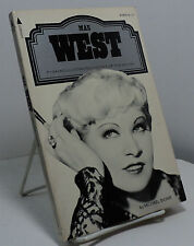 Mae West by Michael Bavar - Pyramid Illustrated History of the Movies
