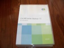 CA ARC Sever Backup r12 for Windows File Server Suite, New