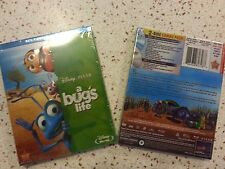 "A Bug's Life (Blu-ray/DVD, 2-Disc Set) BRAND NEW FREE SHIPPING ""FAMILY TIME"""