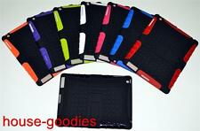 Durable Heavy Duty Strong Tradesman Hard TPU Case Cover Stand for iPad 2 3 4