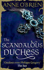 The Scandalous Duchess by Anne O'Brien (Paperback, 2015)