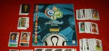 ALBUM PANINI FIGURINE STICKERS WC GERMANY 2006 VUOTO EMPTY FULL SET COMPLETO
