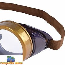 Militaire steampunk Airforce lunettes hommes femmes mesdames robe fantaisie