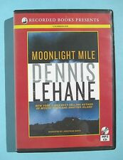 Moonlight Mile by Dennis Lehane UNABRIDGED  MP3 CD audiobook