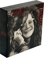 "JANIS JOPLIN "" In Concert "" Promo empty Box for Japan Mini LP CD"